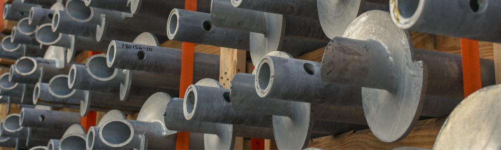 Manufactorured Piles