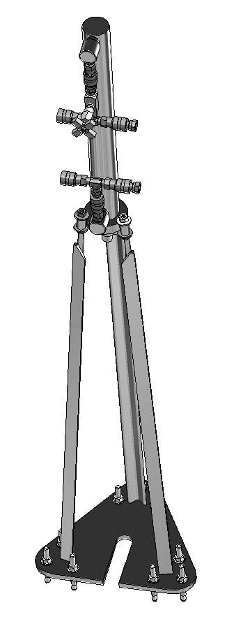MAGNUM MP6500K Slabjack Ram Kit